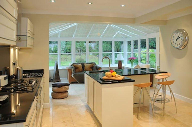 8. Conservatory Kitchen Extension by simphome.com