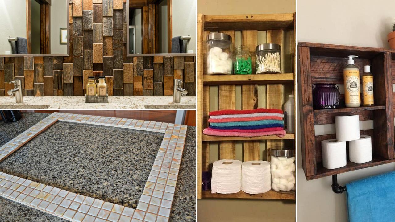 10 DIY Ideas how to renew bathroom via Simphome.comthumbnail