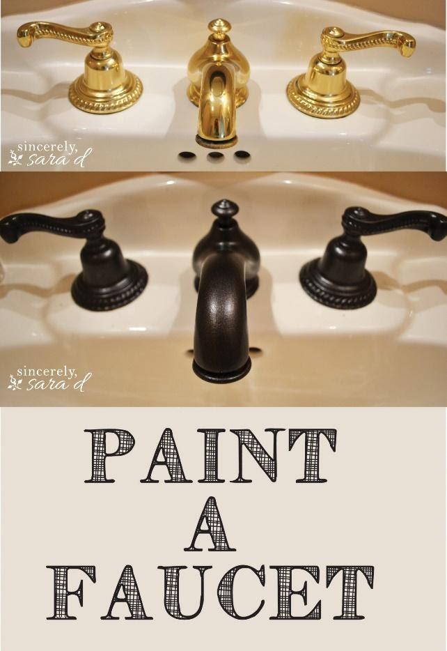 2. Paint the Faucet by simphome.com