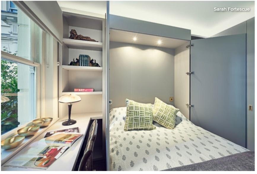 4. Secret Bed Space by simphome.com