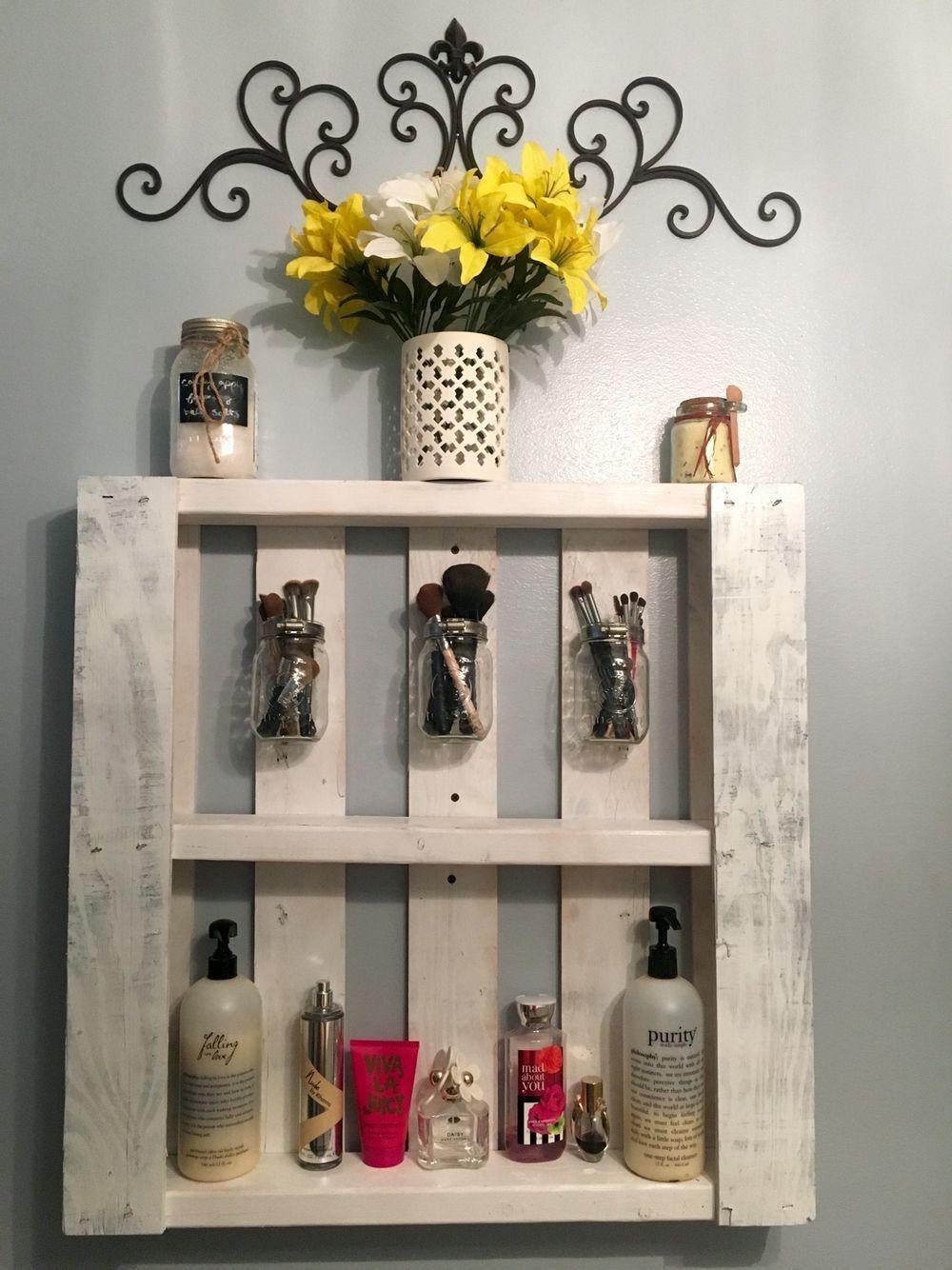 6. Pallet Shelves by simphome.com