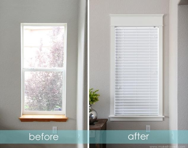 8. Change the Window Treatment by simphome.com