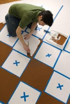 9. Do the Floor by simphome.com