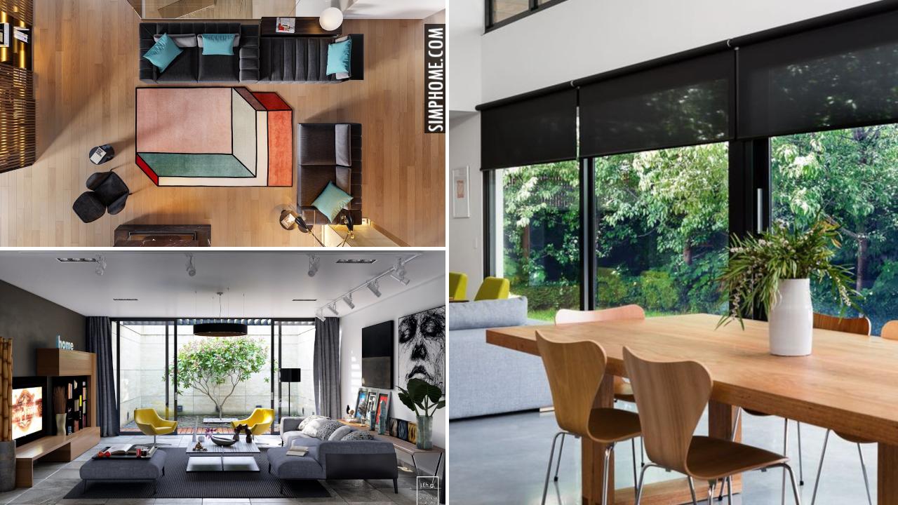 10 Modern Interior Plan for Renters via Simphome.comThumbnail