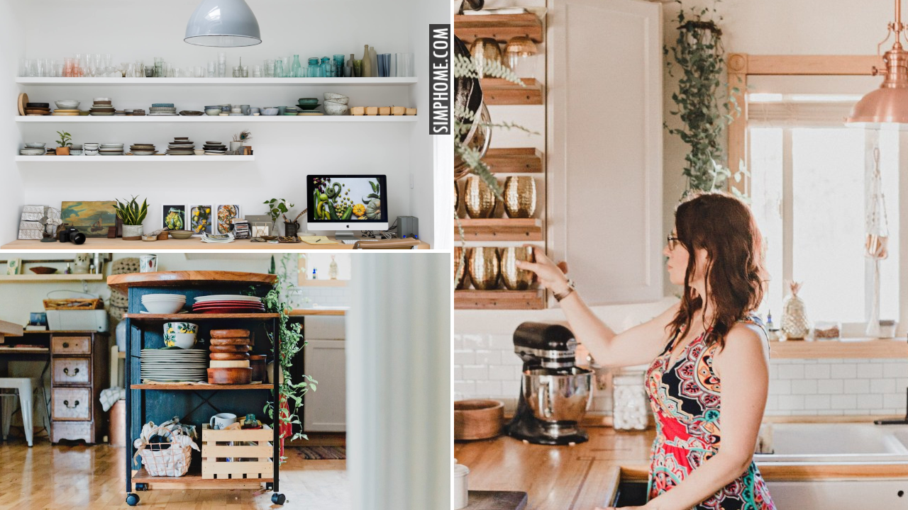 12 Minimalist Kitchen DIY ideas via Simphome.comYoutube thumbnail