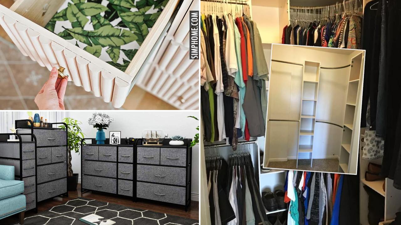 12 Modern Dresser Ideas via SIMPHOME.COMyt Thumbnail