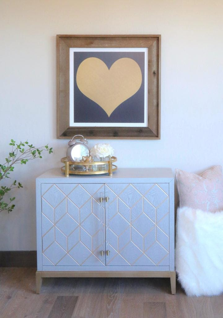 2. Glamour Sideboard by simphome.com