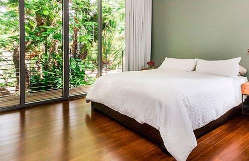 1. Opt for Eco Friendly Flooring Style by simphome.com