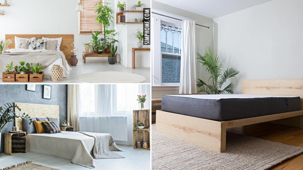 10 Ideas How to Design Eco Friendly Bedroom VIA Simphome.comThumbnail