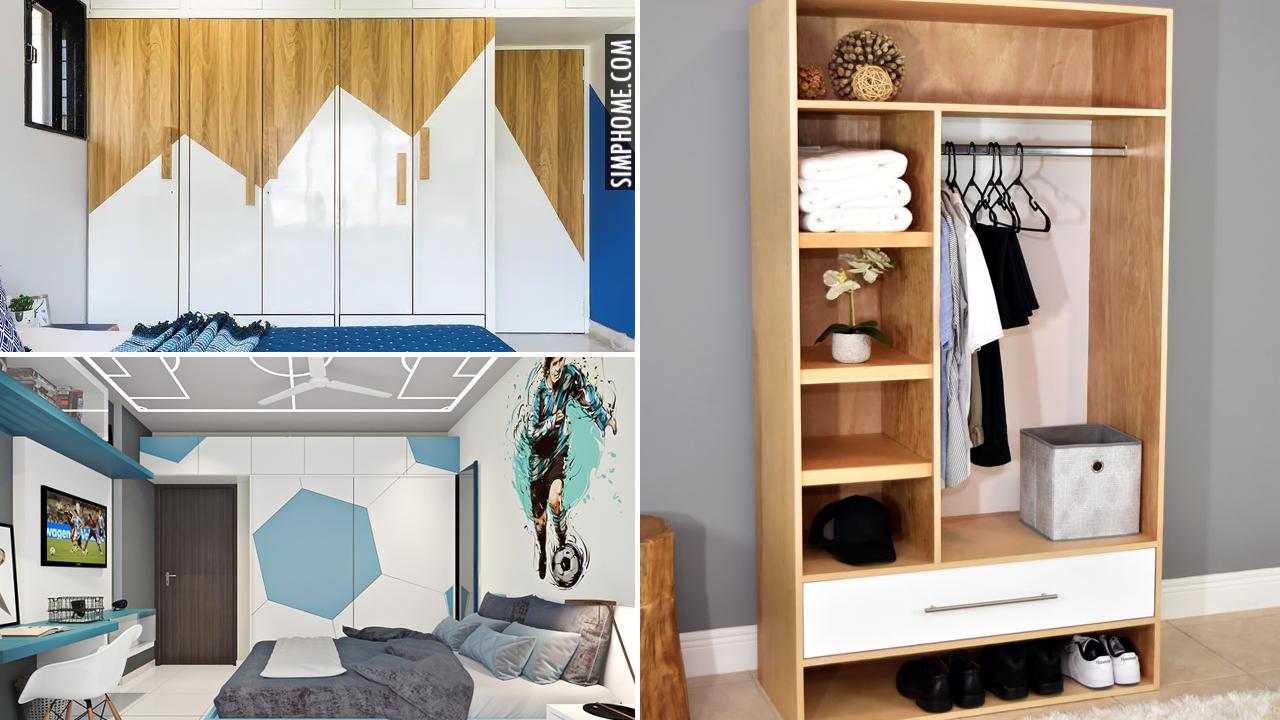 10 Modern Cupboard Design for Cheap via Simphome.com