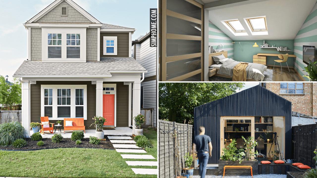 10 home and room addition ideas via Simphome.comYoutube thumbnail