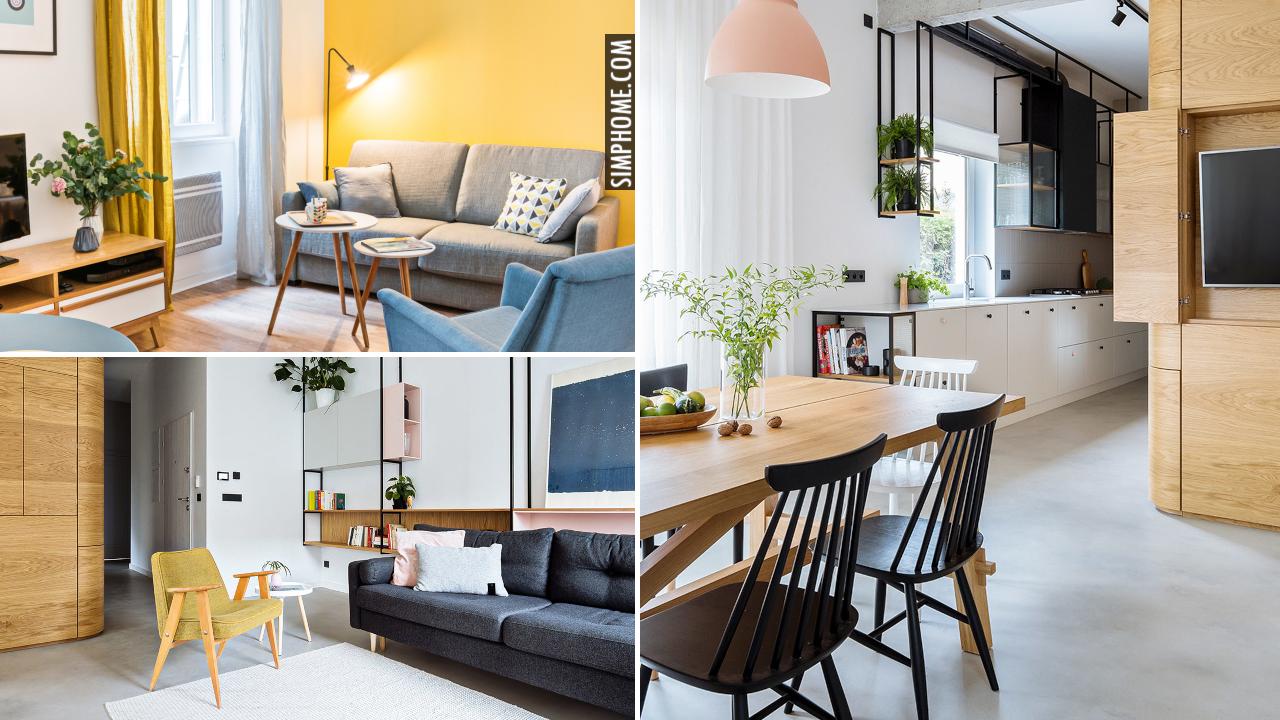 12 Minimalist Apartment Styles On a budget via Simphome.comThumbnail