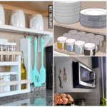 12 Small Kitchen Decluttering Ideas via Simphome.comYt thumbnail