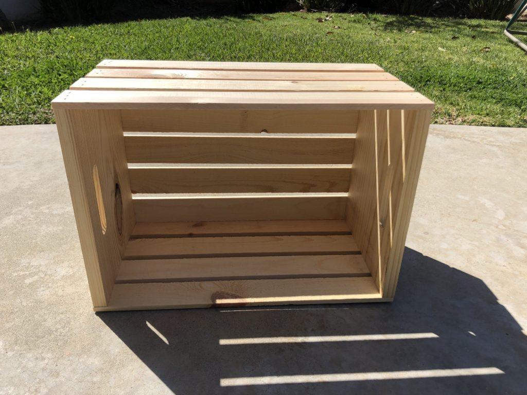 3. Repurpose Wooden Bookcase by simphome.com