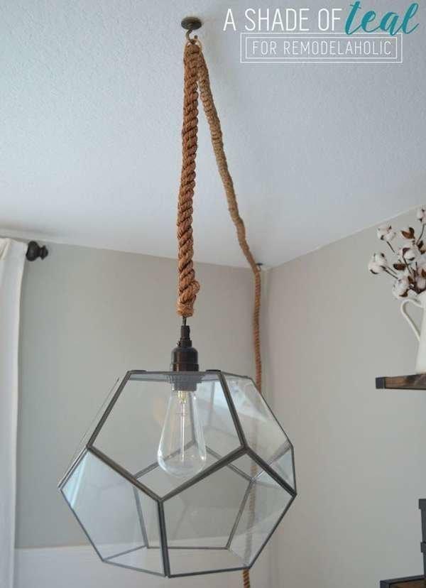 4. Modern Pendant Light by simphome.com