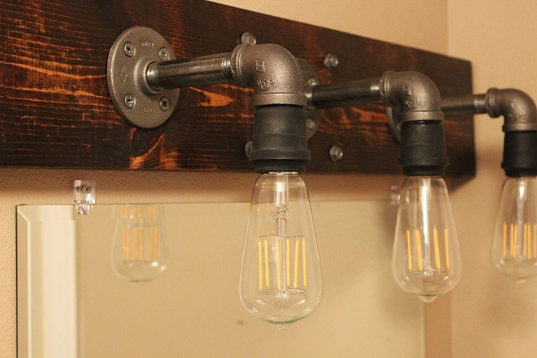 5. Industrial Light Fixture by simphome.com