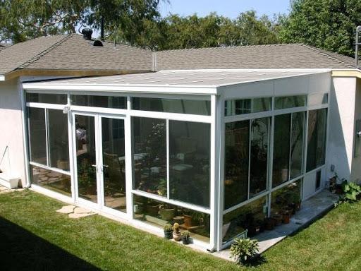 6. An Enclosed Deck by simphome.com