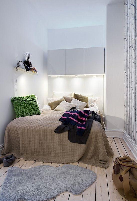 8. Bedroom Storage by simphome.com