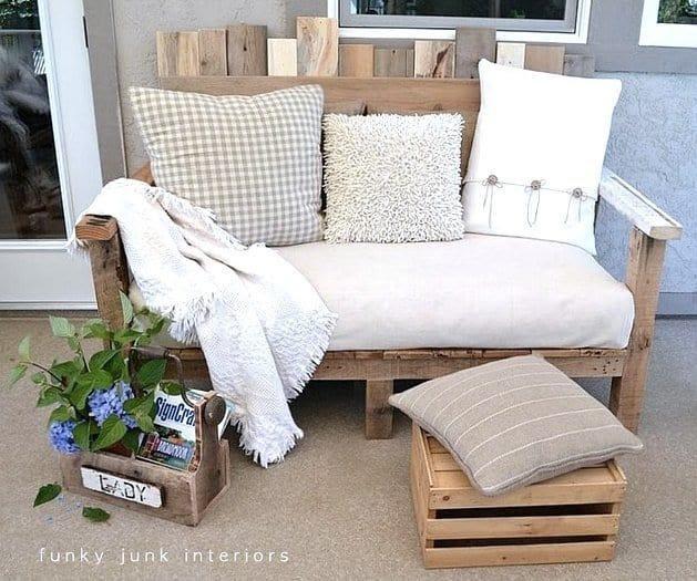 1. DIY Sofa by simphome.com