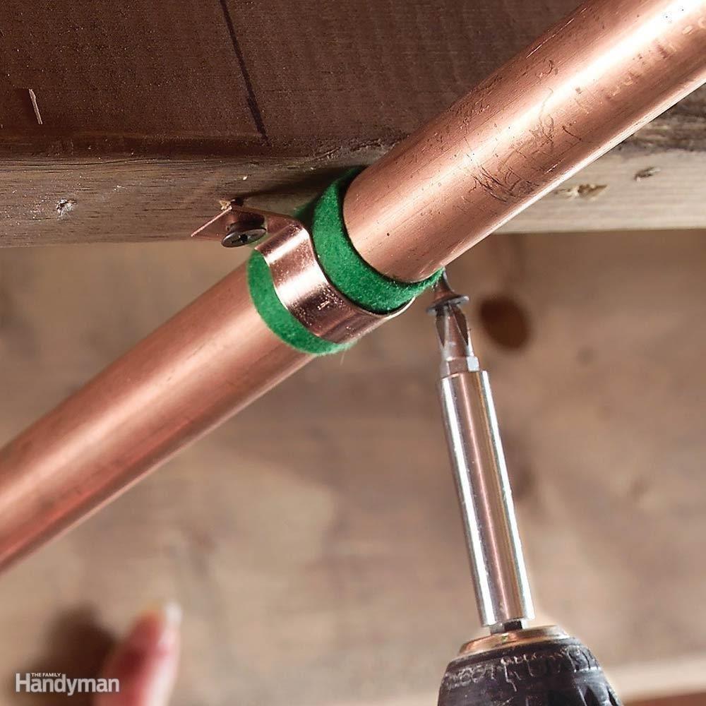 1. Shush the Noisy Pipes by simphome.com