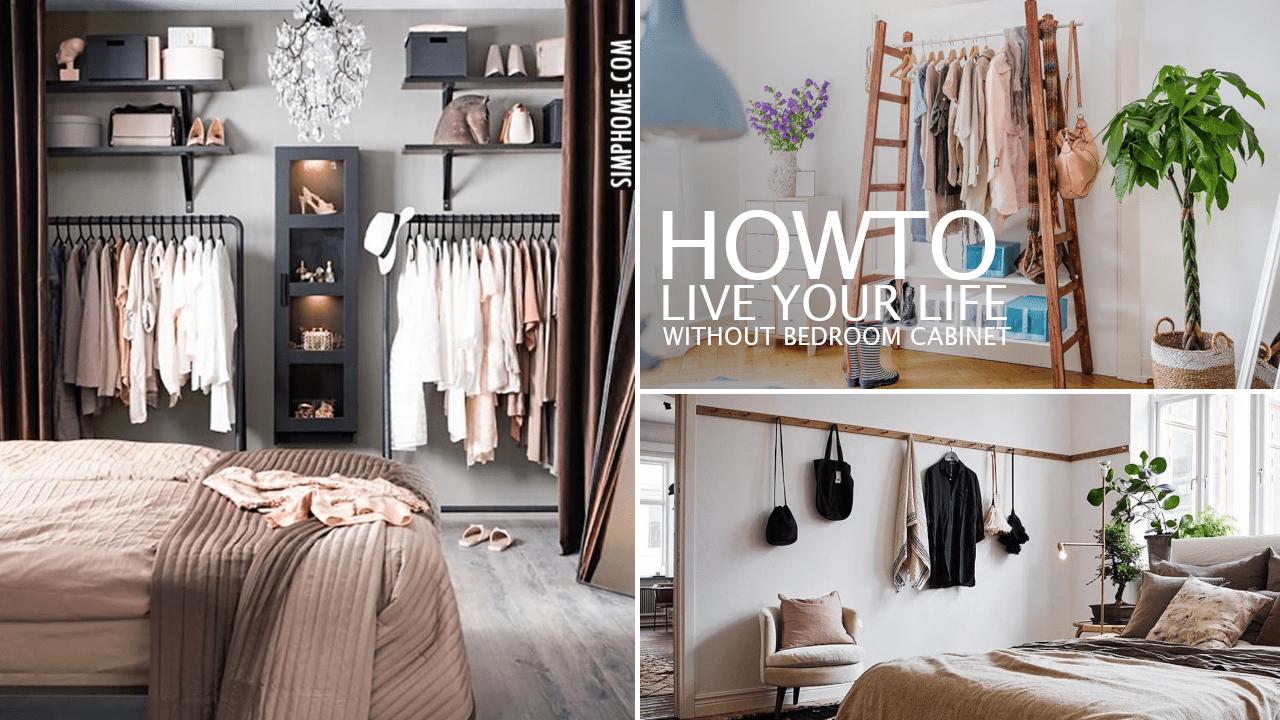 10 Closet Alternative Ideasvia Simphome.comYoutube thumbnail 1 1