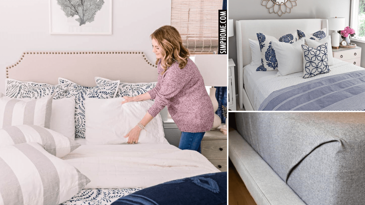 10 Ideas How to Style Your Bedroom Mattress via Simphome.comVD thumbnail