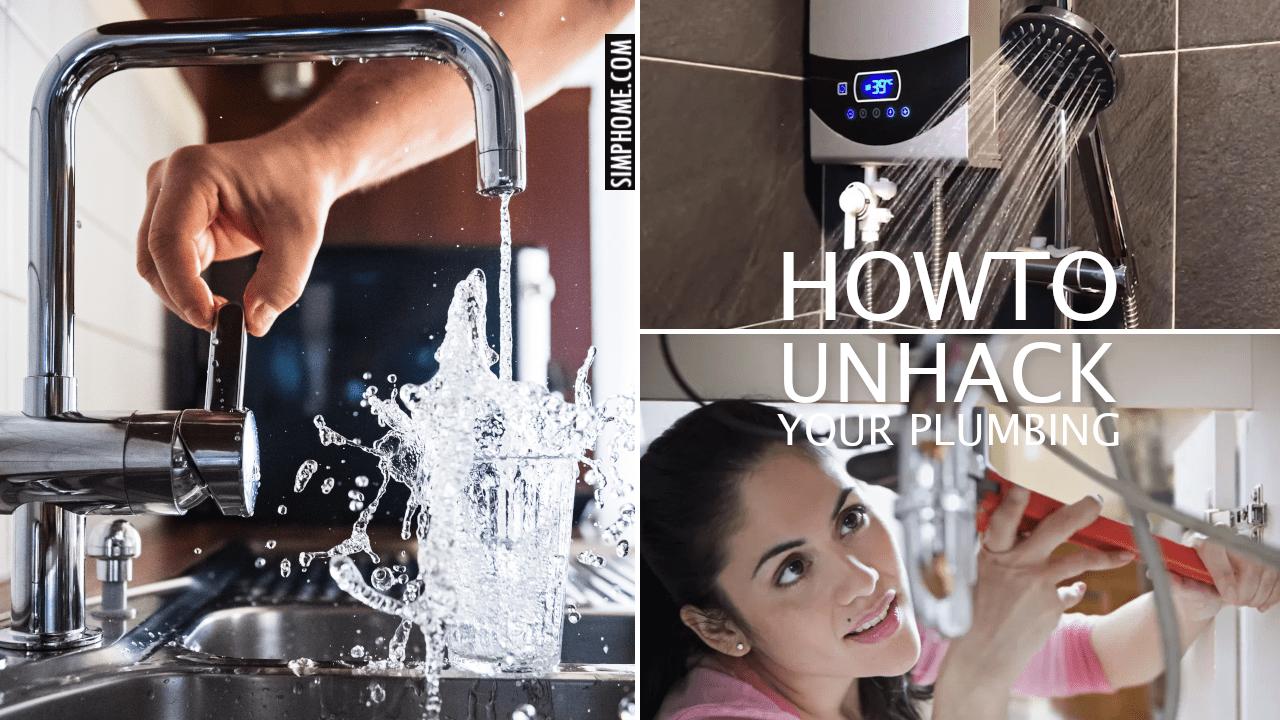 10 Plumbing Tips and Tricks via Simphome.comYoutube thumbnail