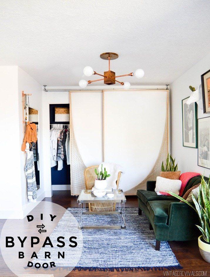 11. Install Bypass Doors by simphome.com