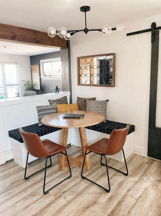 12 . Kitchen nook DIY by simphome.com