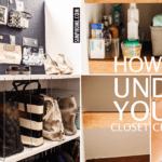12 Ideas how to Close your closet Chaos via Simphome.comYoutube thumbnail