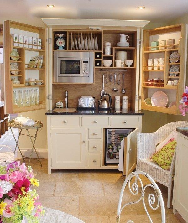 2. Multifunctional cupboard IDea by simphome.com