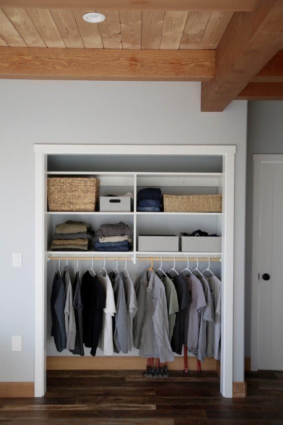 3. Horizontal Closet Organizer by simphome.com