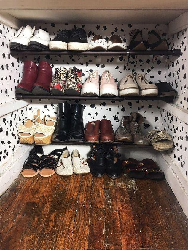 5. Shoe Racks by simphome.com