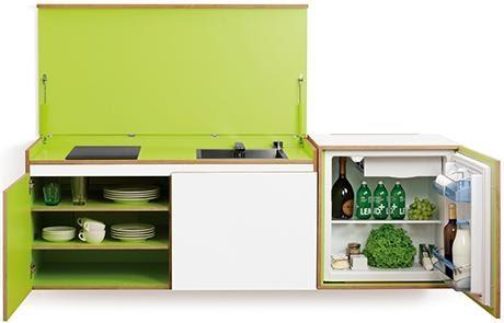 7. Apartment kitchen low budget by simphome.com .