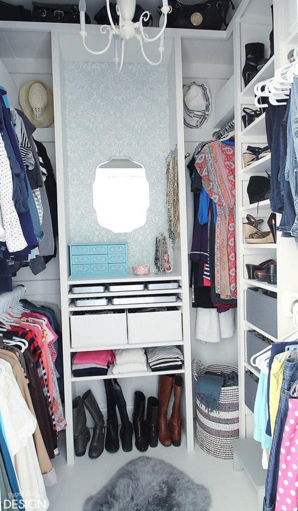 7. Custom Closet DIY How to and Plans for Dressing Room Closet by simphome.com . 1