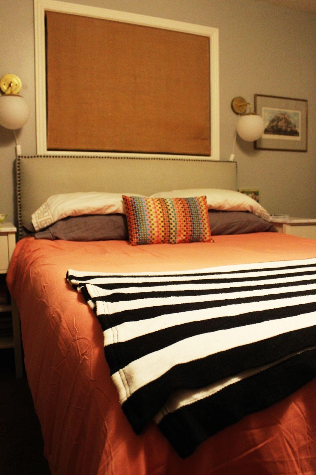7. Two Flat Sheets Duvet Cover by simphome.com
