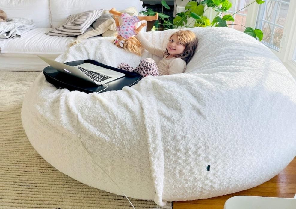 9. Affordable Lovesac by simphome.com