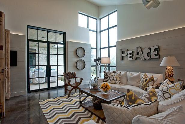 2. Contemporary Shiplap Wall Ideas by simphome.com