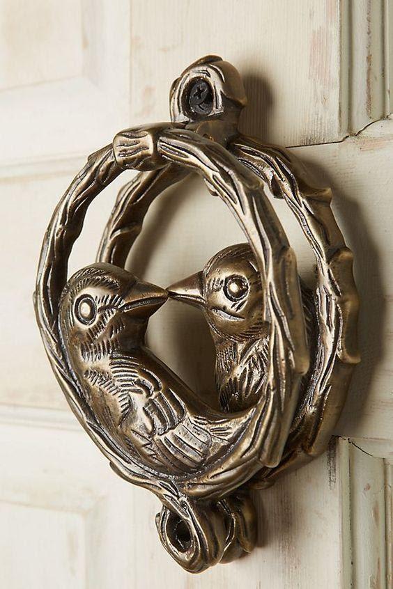 7. Add a Door Knocker by simphome.com