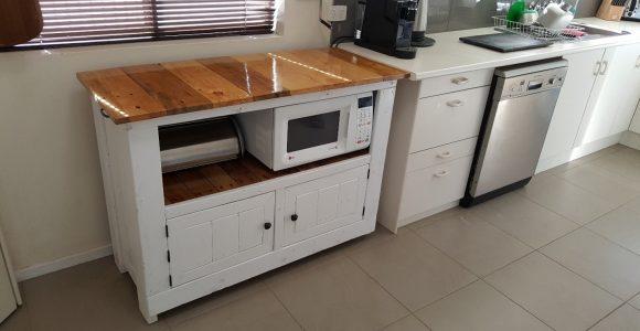 1 Modern White Kitchen Island Simphome com