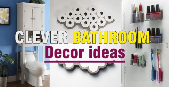 Bathroom decor ideas simphome.com 1
