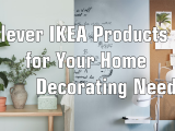 Clever Ikea products Simphome com