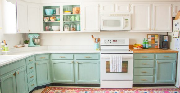 Colorful kitchen Simphome com 2