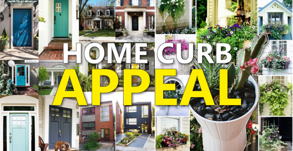 Curb appeal ideas Simphome com