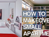 How to Makover Small Apartment simphome.com