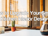 How to Upgrade Your Small Kitchen Interior simphome.com