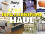 IKEA Furniture Hauls simphome.com 1
