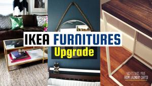 IKEA furnitures upgrade simphome.com