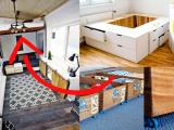 Small bedroom organizing Simphome com 2