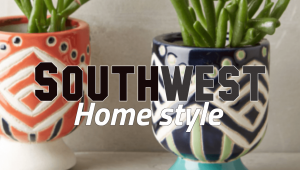 Southwest home decor via simphome.com 1